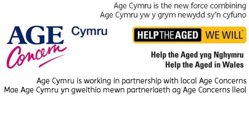 This factsheet is not a comprehensive statement of the law in this subject and neither Age Cymru or Age UK can give individual legal or financial advice.