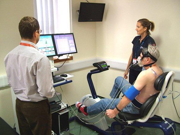 Fitness after stroke Dr Sarah Moore and Simon Clark - May