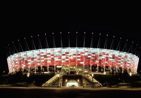 .. Location: National Stadium Conference Center, Warsaw, April 18-21, 2016 Hosted organised by the Polish Ministry of Infrastructure Development (MIiR) IBDiM Theme: