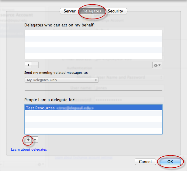 Select your primary user account. 3. Click Advanced. 4.