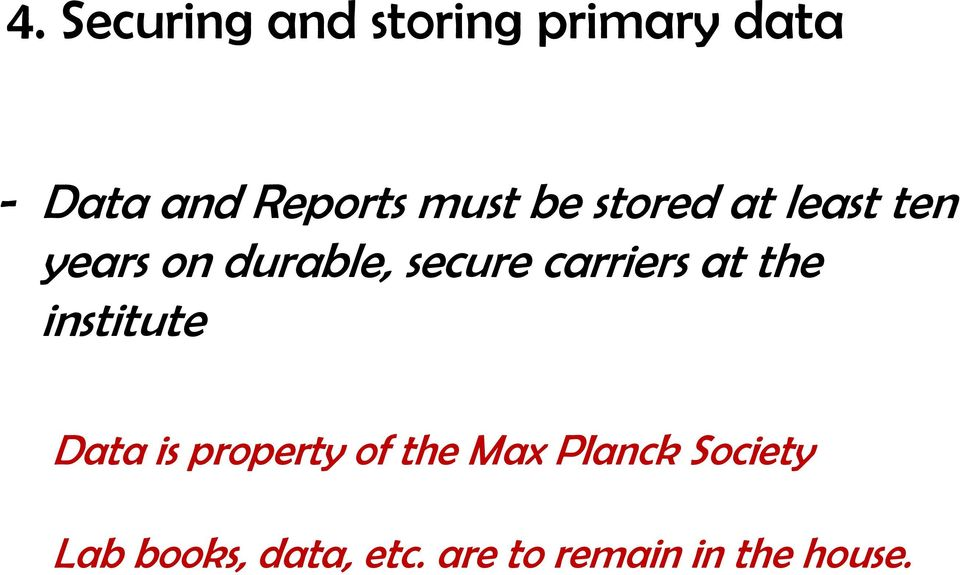 carriers at the institute Data is property of the Max