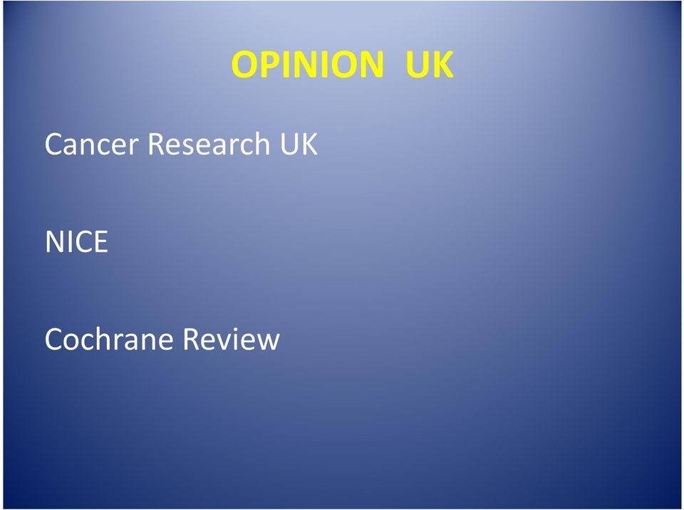 Research UK