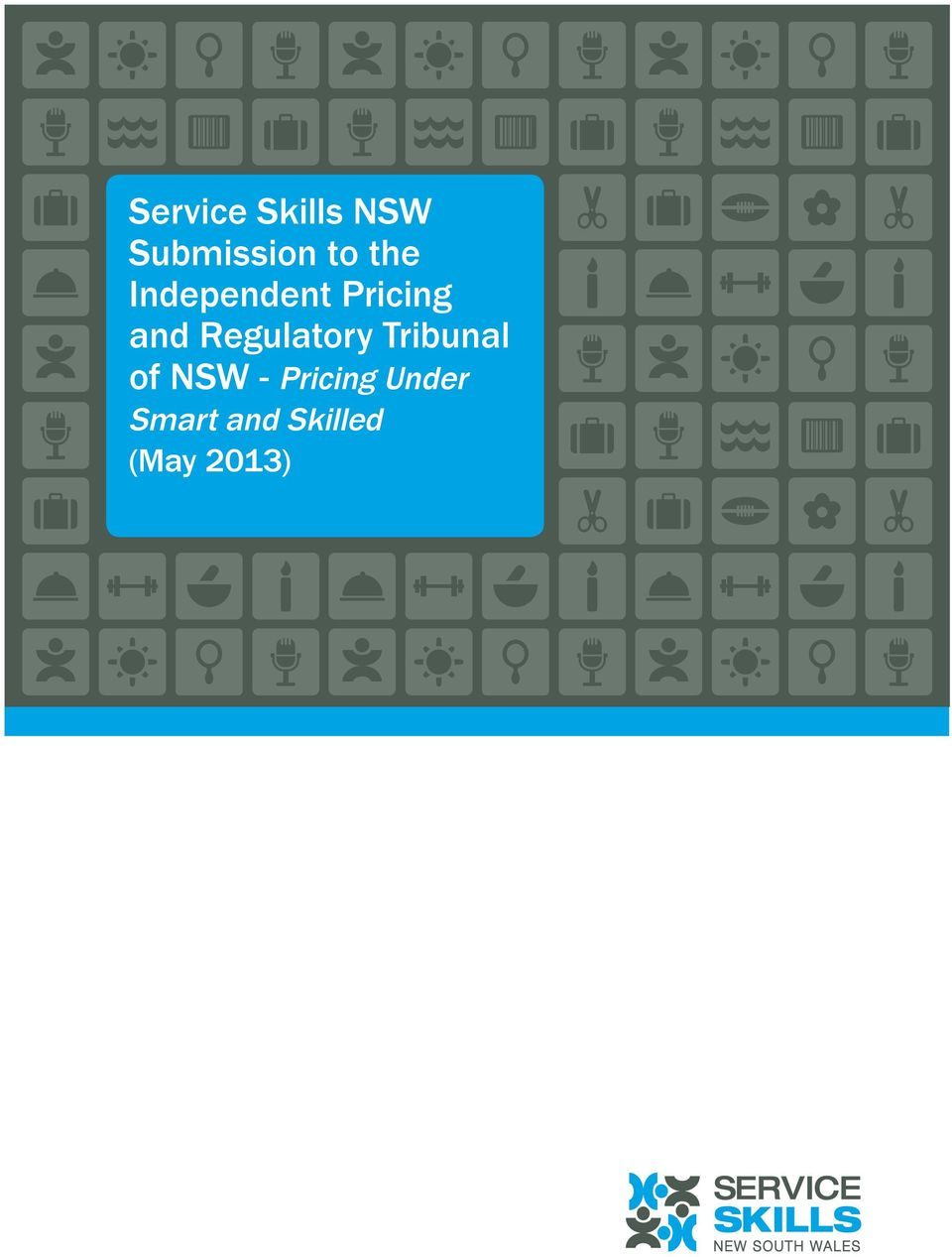 Regulatory Tribunal of NSW -