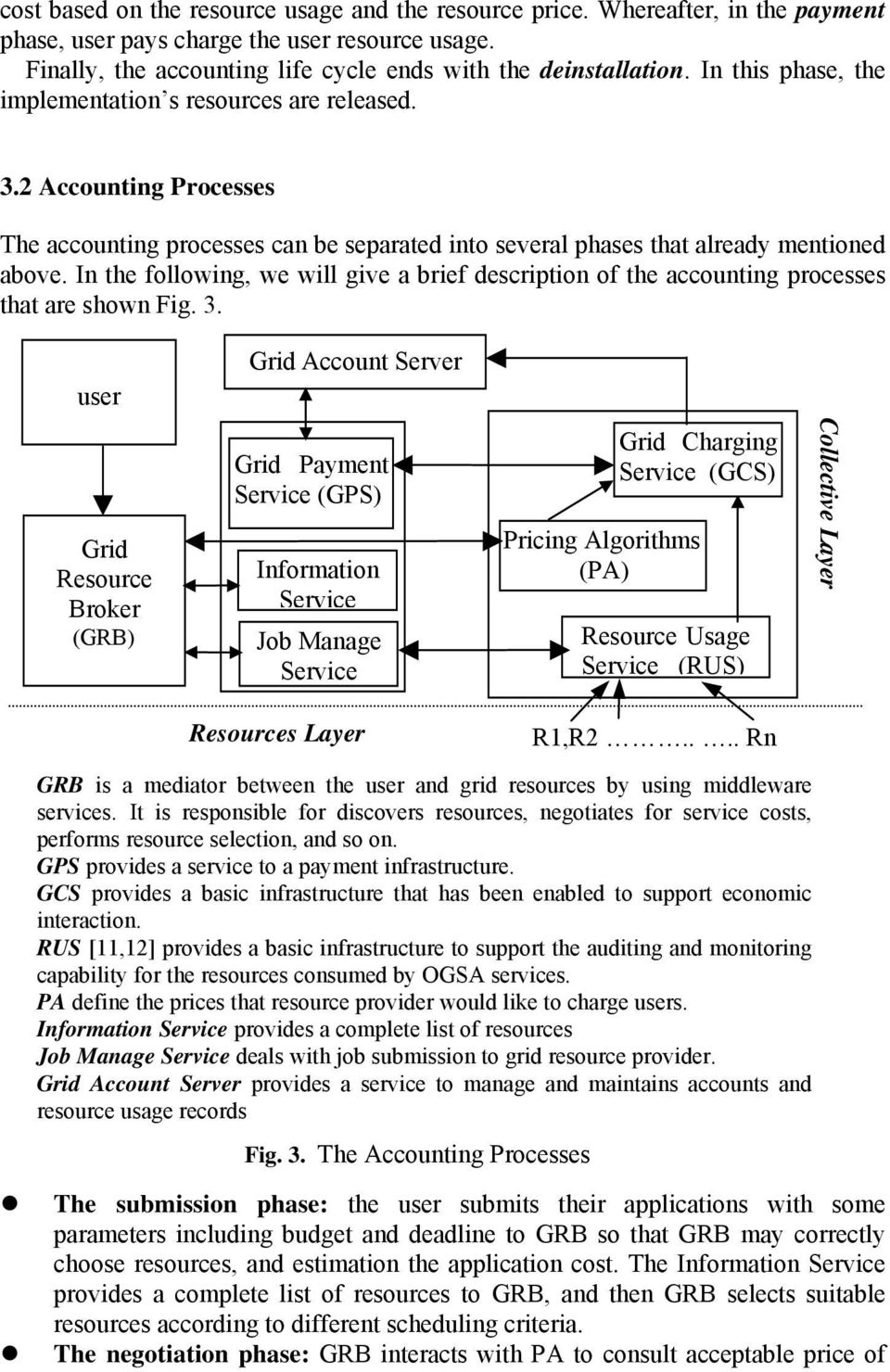 In the following, we will give a brief description of the accounting processes that are shown Fig. 3.