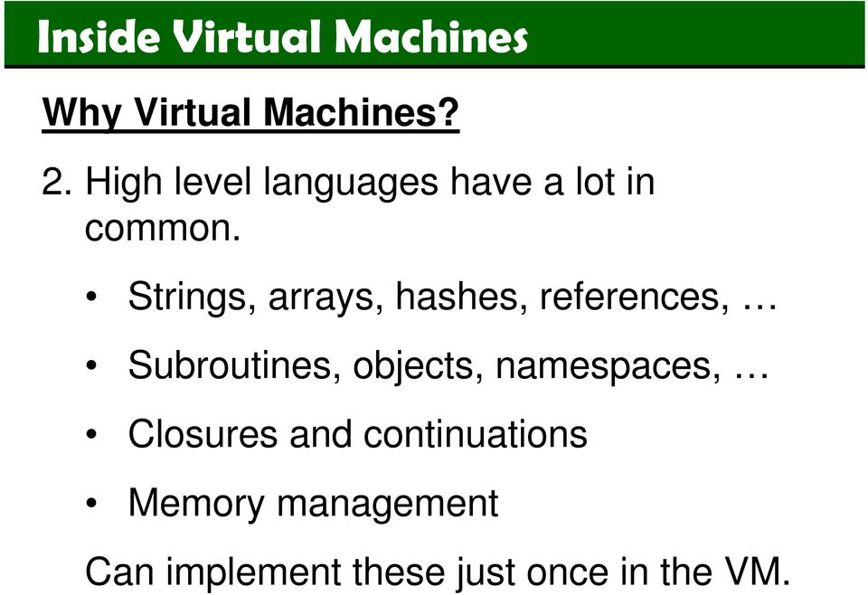Strings, arrays, hashes, references, Subroutines,