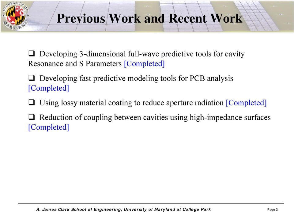 for PCB analysis [Completed] Using lossy material coating to reduce aperture radiation