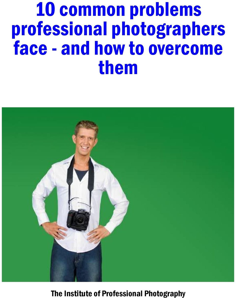 face - and how to overcome