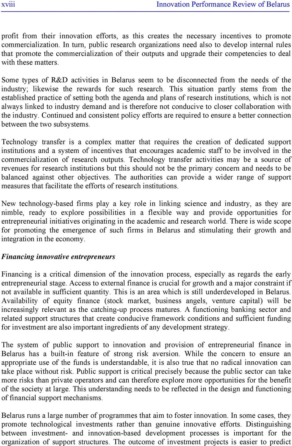 a research on the economic and financial development of belarus Post-graduate student research project financial market development and integration: behavioural relationship between macro-economic and financial environment.