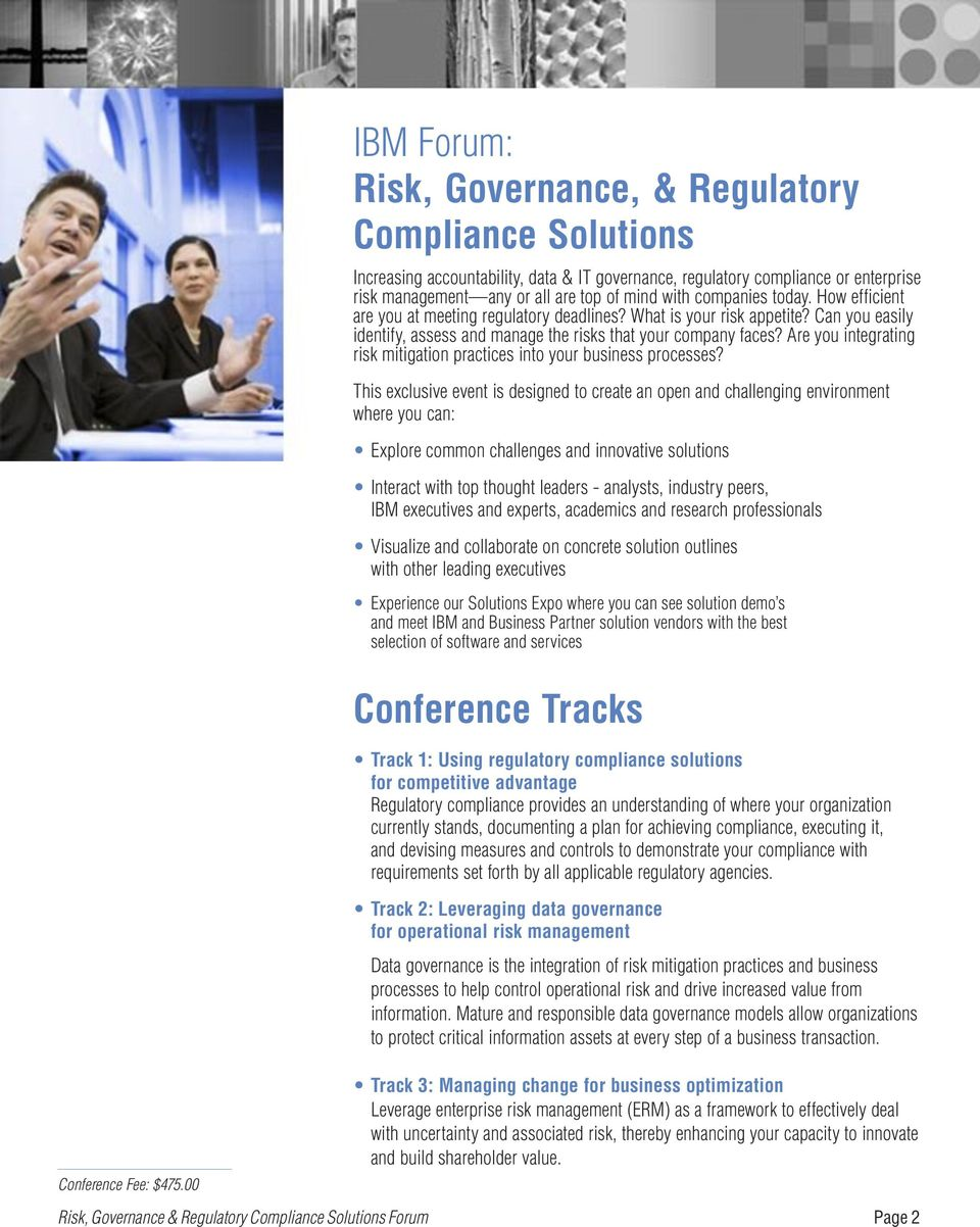 Are you integrating risk mitigation practices into your business processes?
