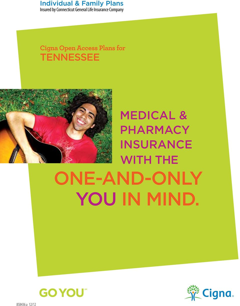 Plans for Tennessee medical & PHARMACY INSURANCE