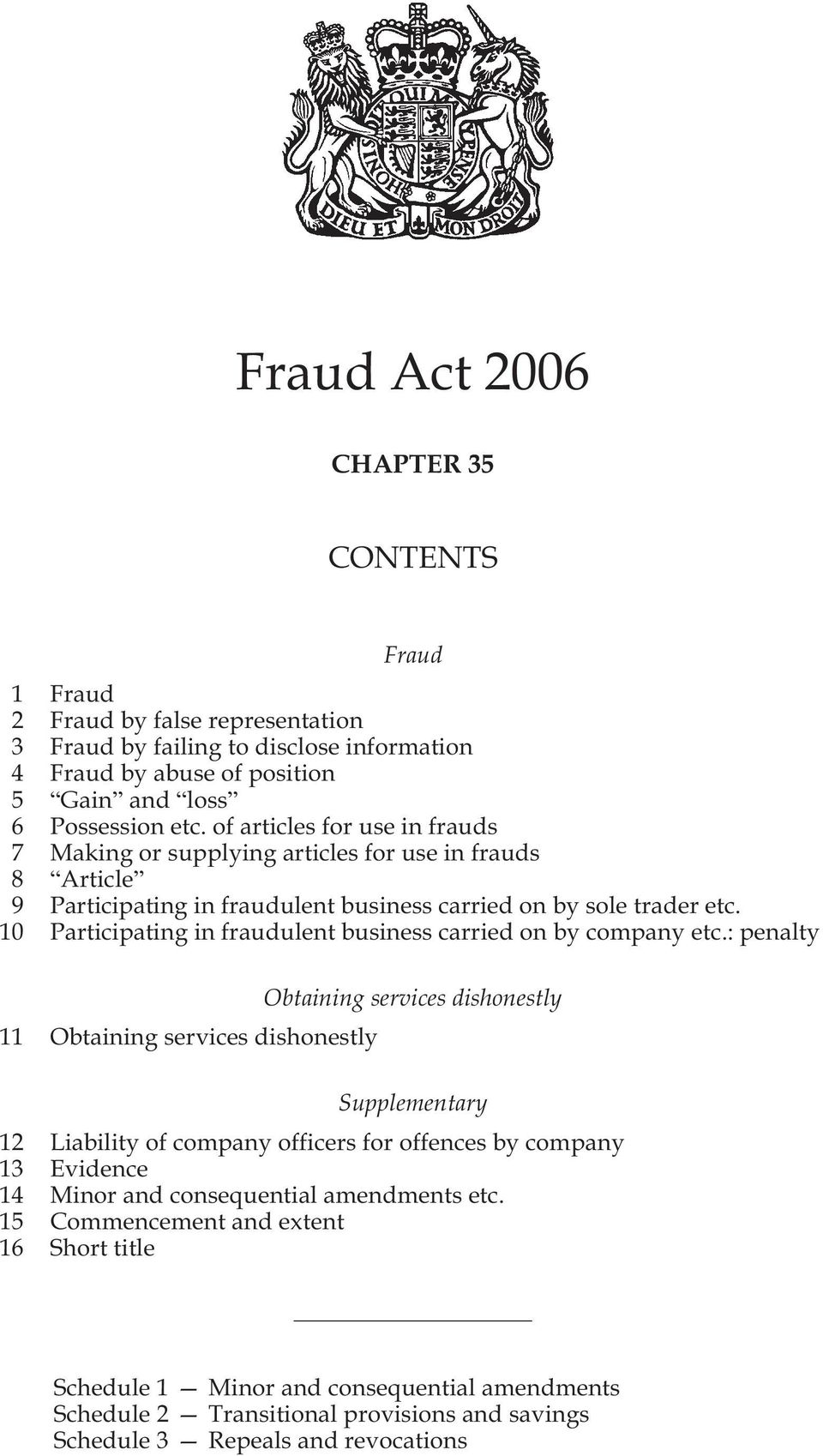 10 Participating in fraudulent business carried on by company etc.