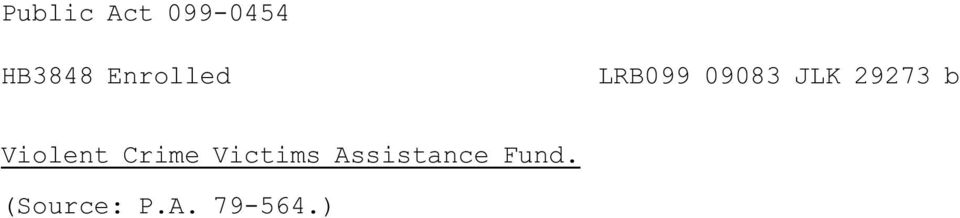 Assistance Fund.