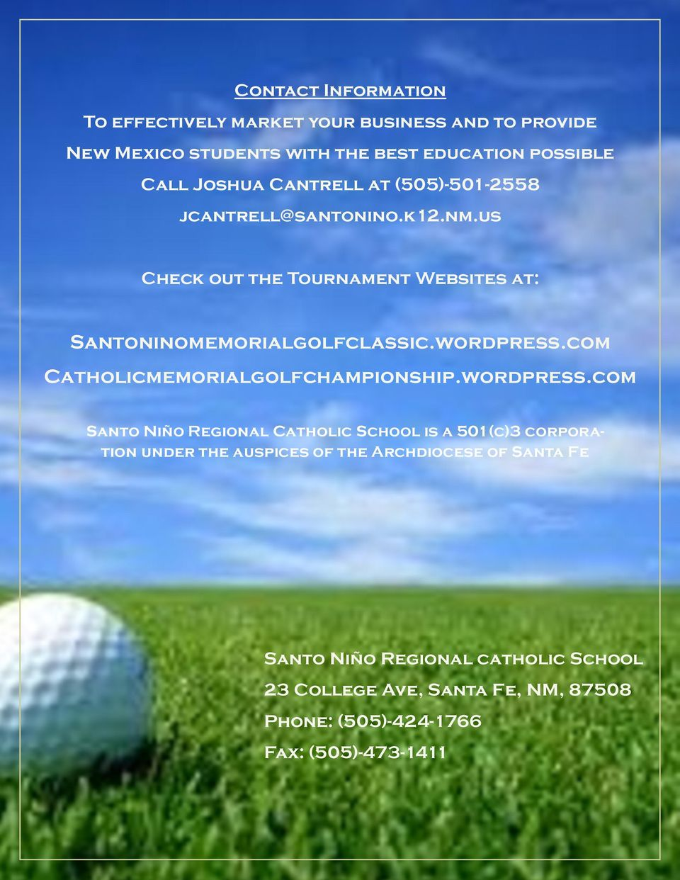 com Catholicmemorialgolfchampionship.wordpress.