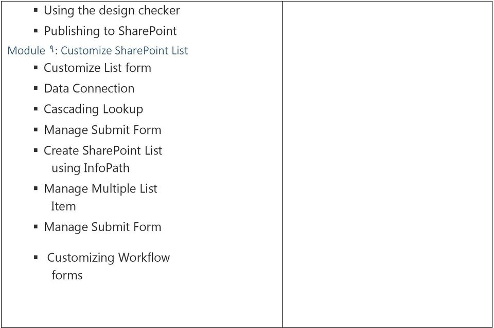Cascading Lookup Manage Submit Form Create SharePoint List using