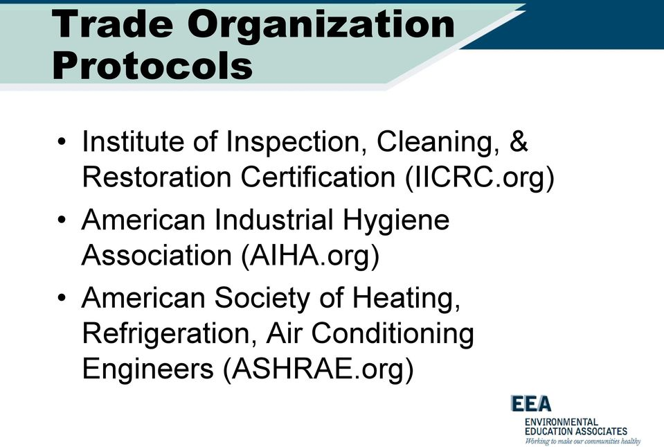 org) American Industrial Hygiene Association (AIHA.