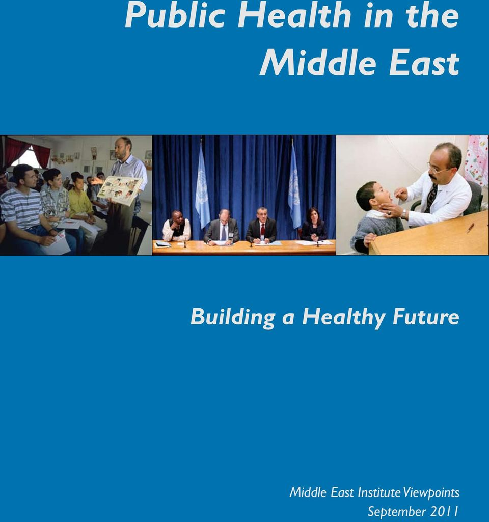 Healthy Future Middle East
