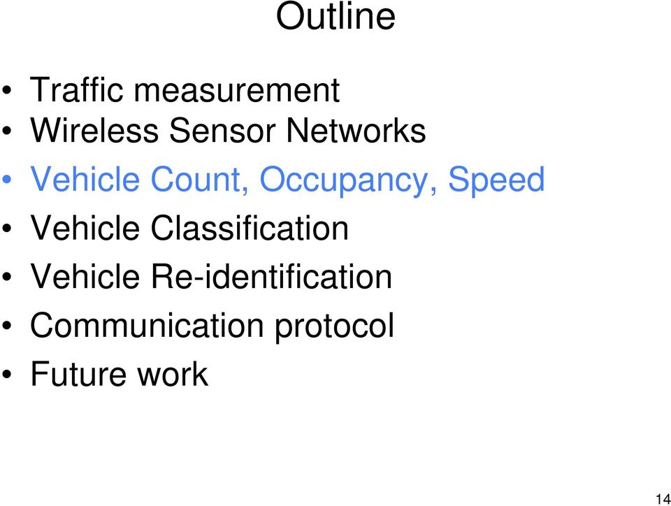 Speed Vehicle Classification Vehicle