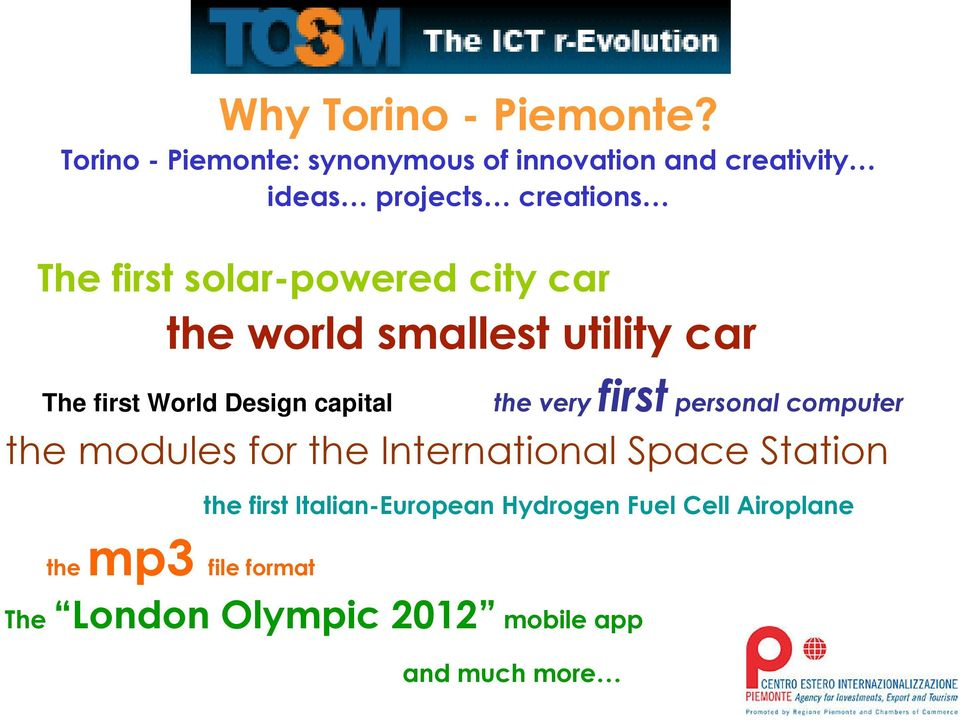 solar-powered city car the world smallest utility car The first World Design capital the very first