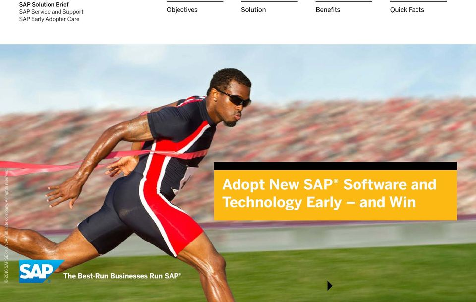 Care Objectives Adopt New SAP