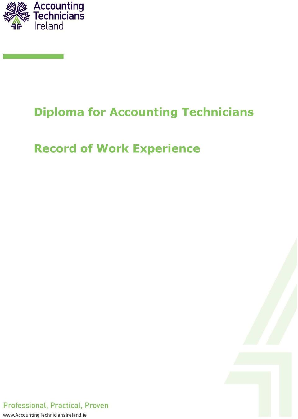 Accounting Technicians