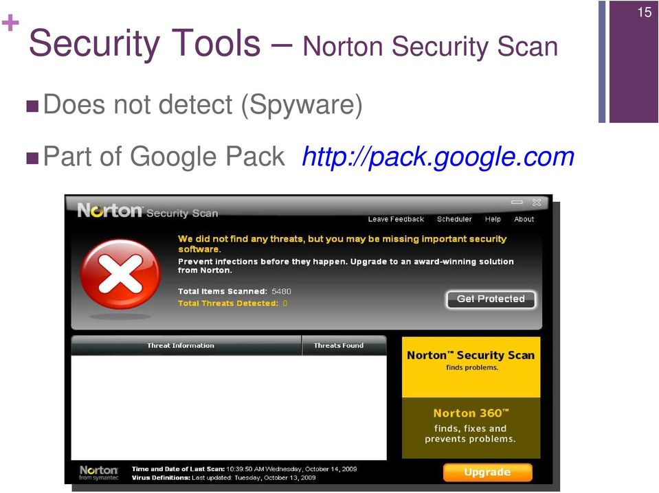detect (Spyware) Part of