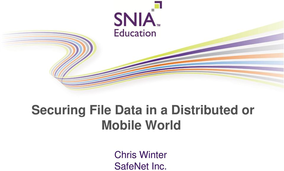 Distributed HERE or Mobile