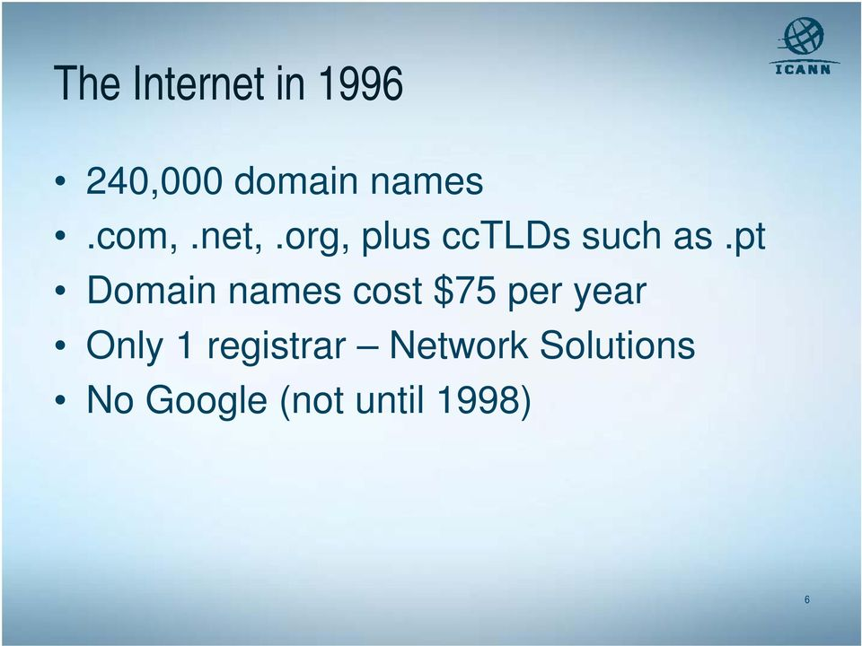 pt Domain names cost $75 per year Only 1