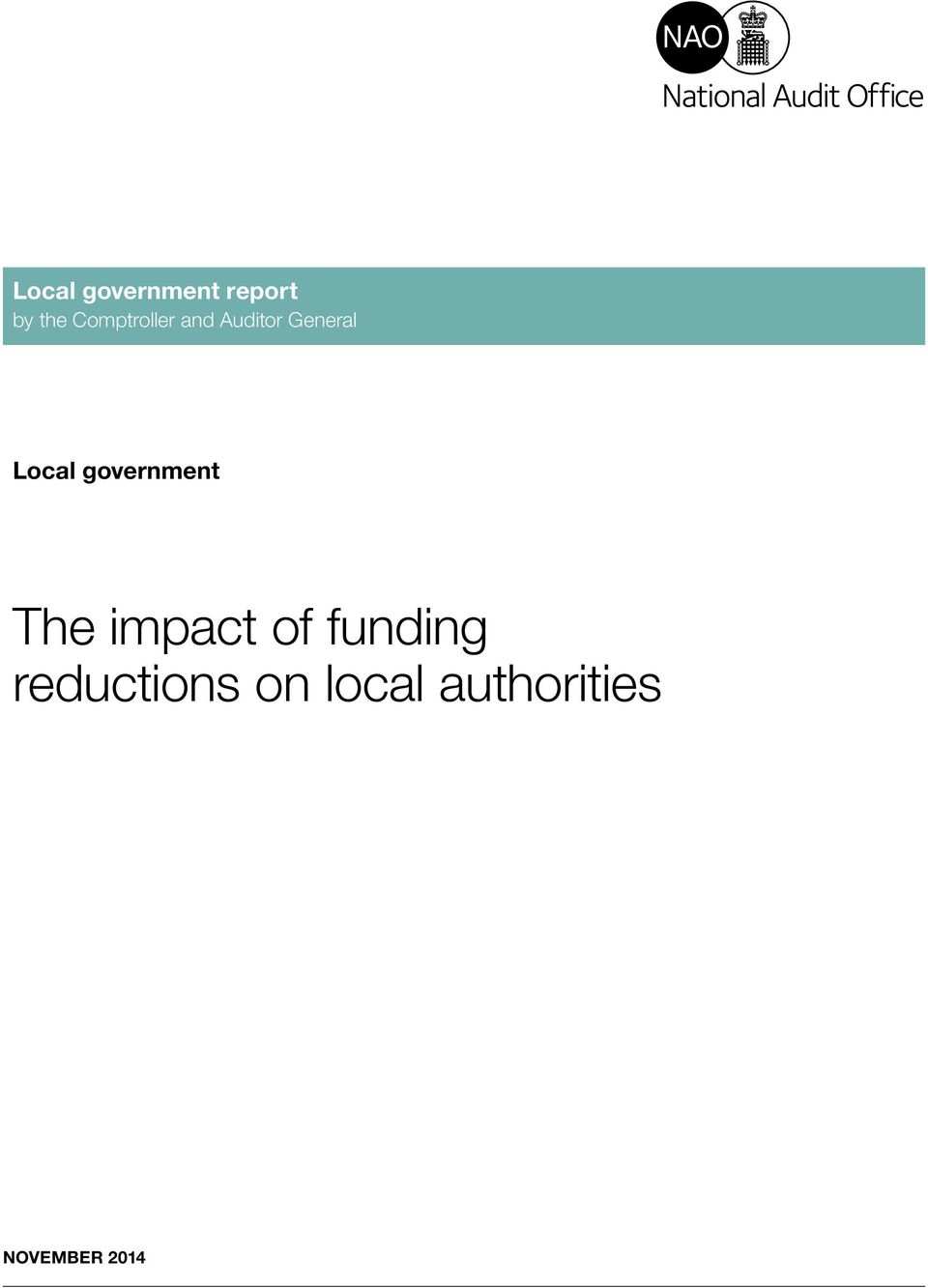 Local government The impact of