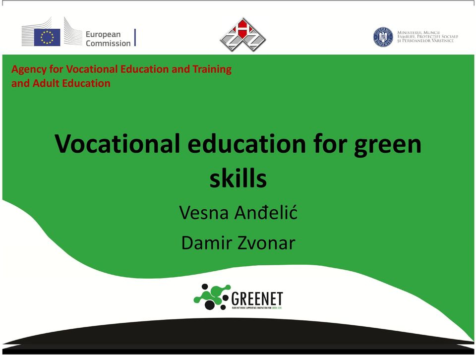 Education Vocational education