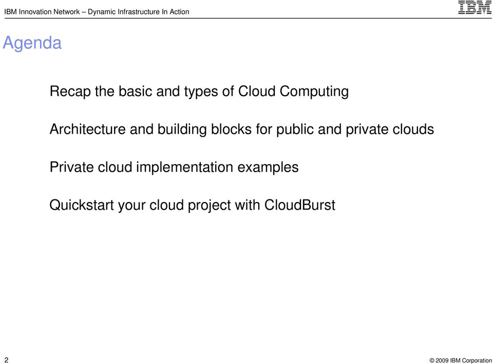 public private clouds Private cloud