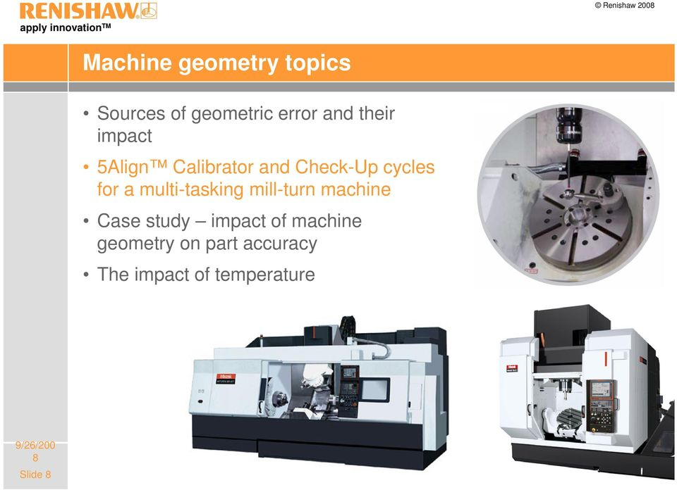 multi-tasking mill-turn machine Case study impact of