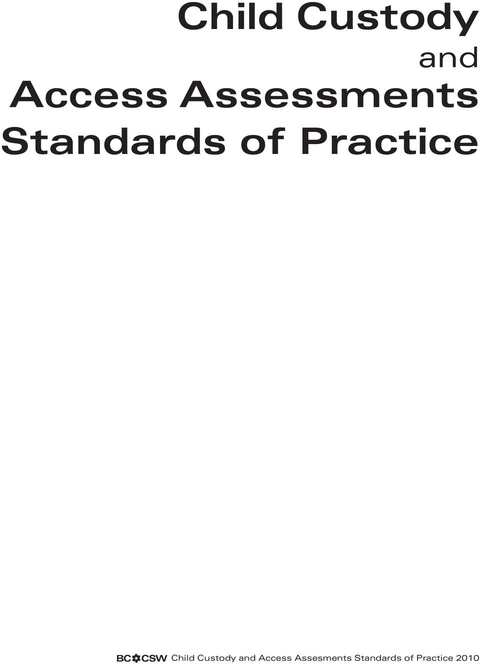 Practice  Assesments Standards