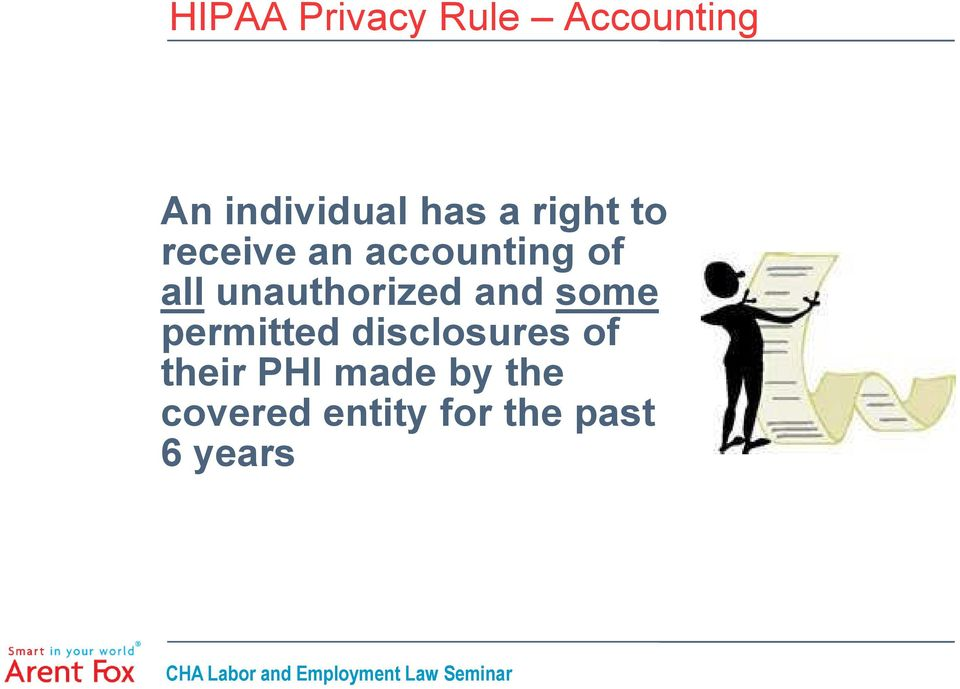 unauthorized and some permitted disclosures of