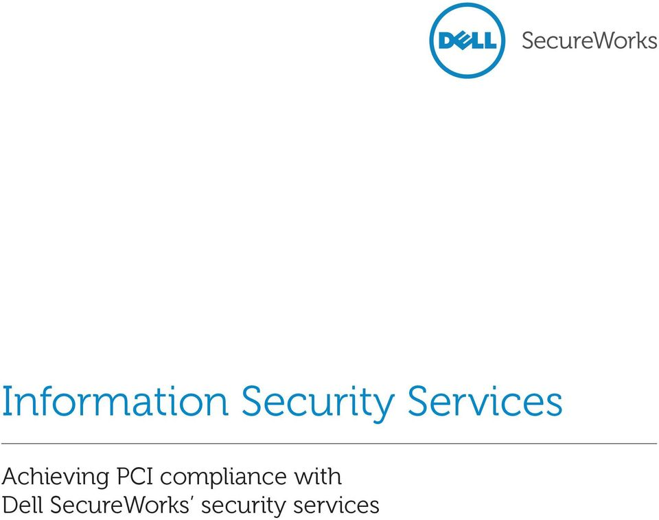 compliance with Dell
