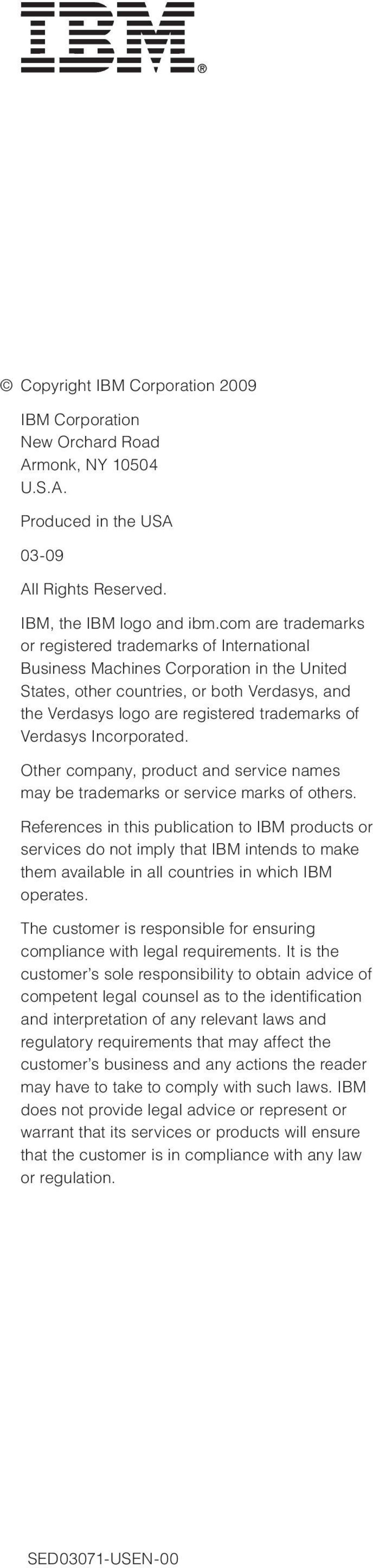 Verdasys Incorporated. Other company, product and service names may be trademarks or service marks of others.