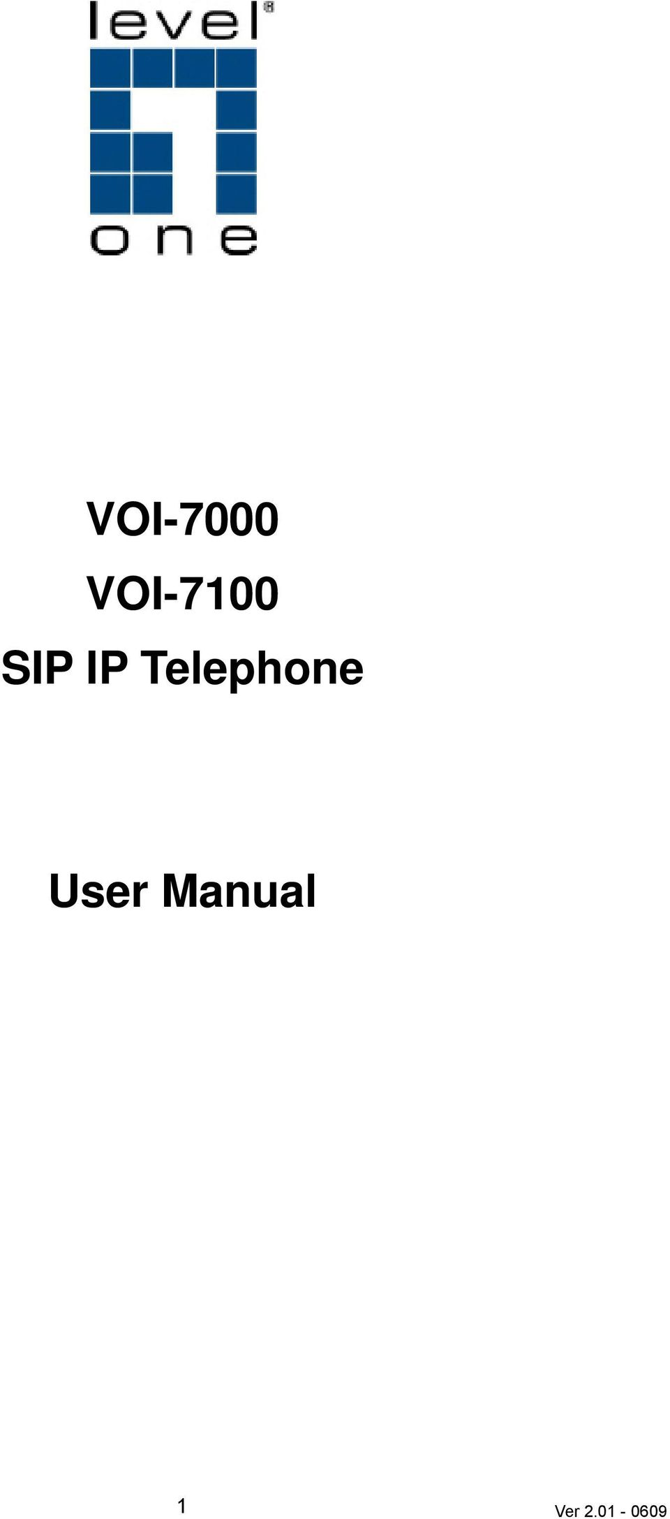 Telephone User