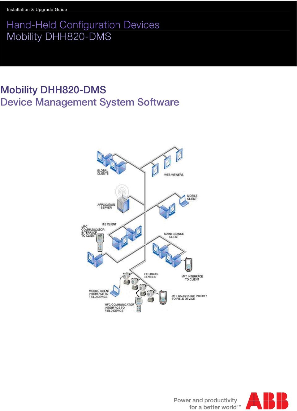 Mobility DHH820-DMS Mobility