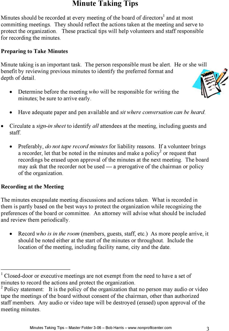 Enchanting Minutes Taking Format Picture Collection - Resume Ideas ...