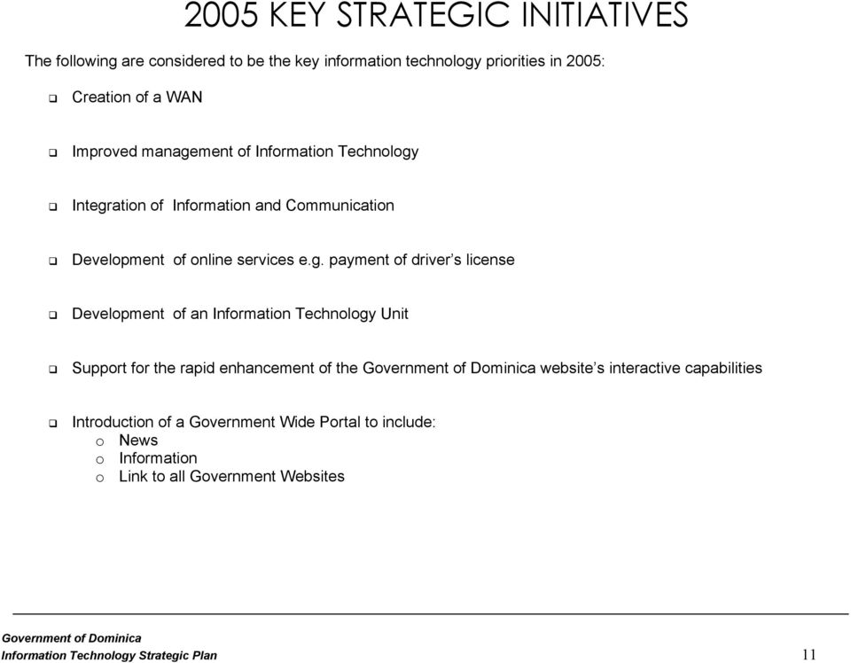 ment of Information Technology