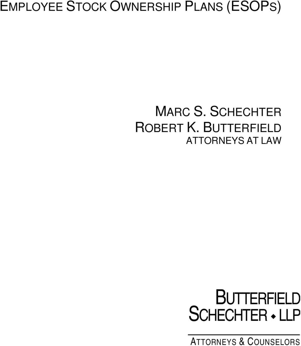 BUTTERFIELD ATTORNEYS AT LAW