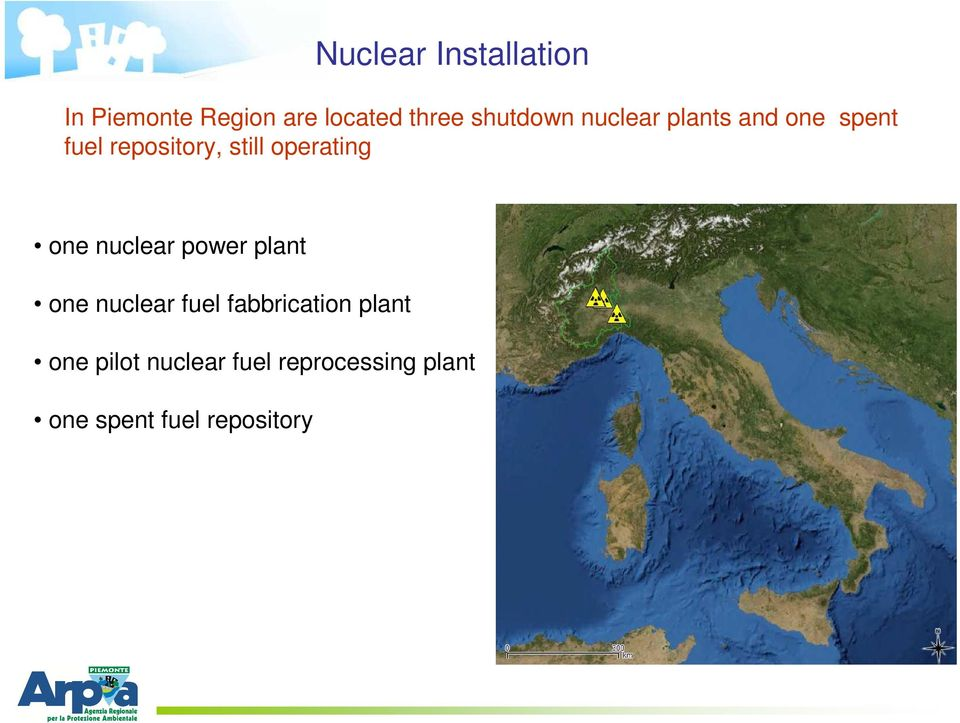 operating one nuclear power plant one nuclear fuel fabbrication