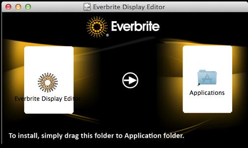 7. Click Continue. Proceed through the installation steps and click Close when the driver installation is complete. 3.2 Install Everbrite Display Editor Software 1.