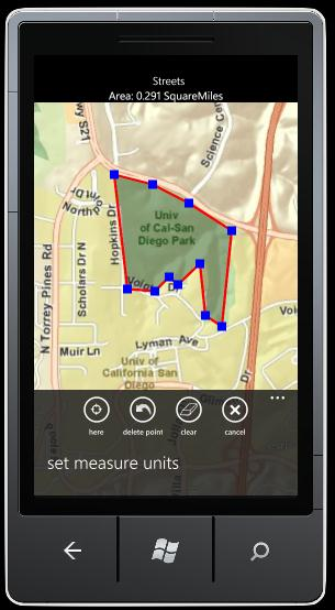 ArcGIS on Windows Phone ArcGIS