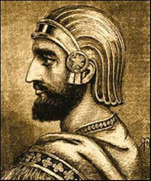 Cyrus the Great Persians were controlled by another group early on Called Medes Cyrus II leads a revolt against the Medes and is successful Marks the beginning of the Persian Empire Cyrus leads his