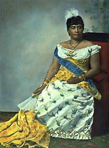 American Expansion in the Pacific In 1891, after king Kalakaua died, his sister, Liliuokalani, became queen and, in 1893, set out to replace the Bayonet Constitution.
