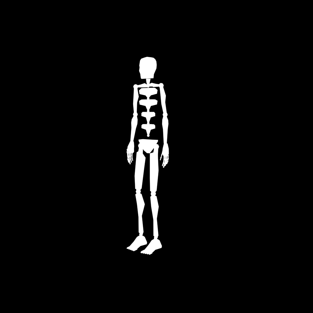 Skeletal Animation Animated characters use a skeletal system to drive their motion.