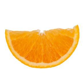 The orange > 100% usable There is practically no solid waste from the fruit