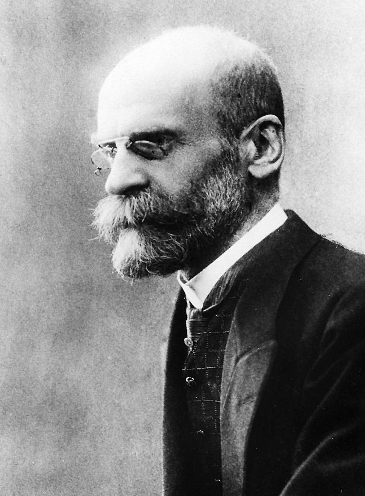 Durkheim, Emile The BIG Thinkers Leaving Certificate Politics and Society Key Concepts: Social