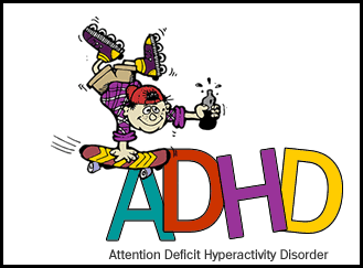This presentation focuses on: What is ADHD?