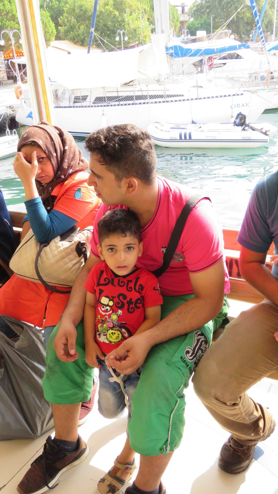 EUROPE / MEDITERRANEAN MIGRATION RESPONSE IOM Response Situation Report 11 Aug 2016 IOM RESPONSE Turkey IOM supports the Turkish Coast Guard (TCG) by distributing food, water, and non-food items